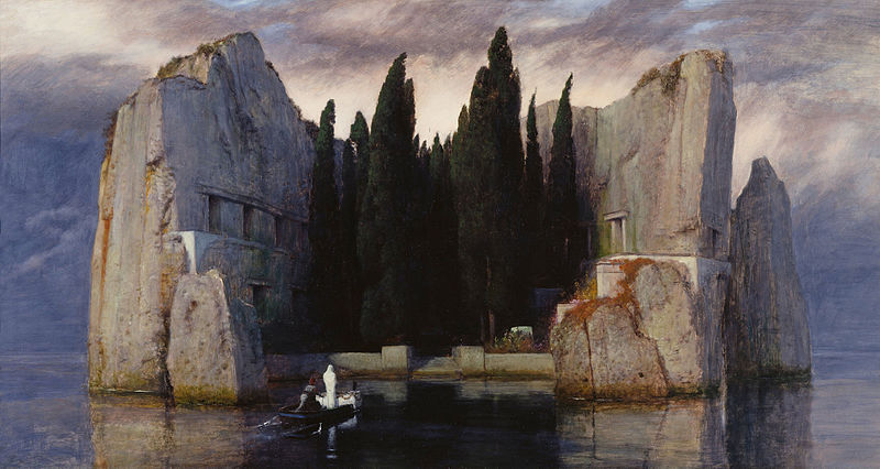 Isle of the Dead, by Arnold Böcklin