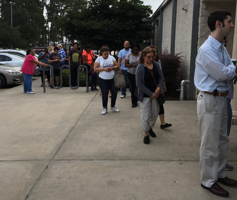 Harris County prepares for Election Day