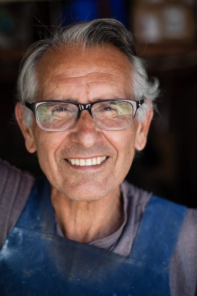 Photo of Author Ron Arias, author of The Wetback and Other Stories