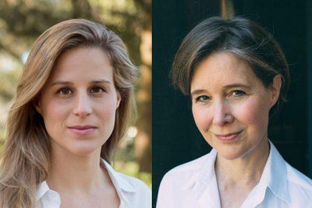Lauren Groff and Ann Patchett