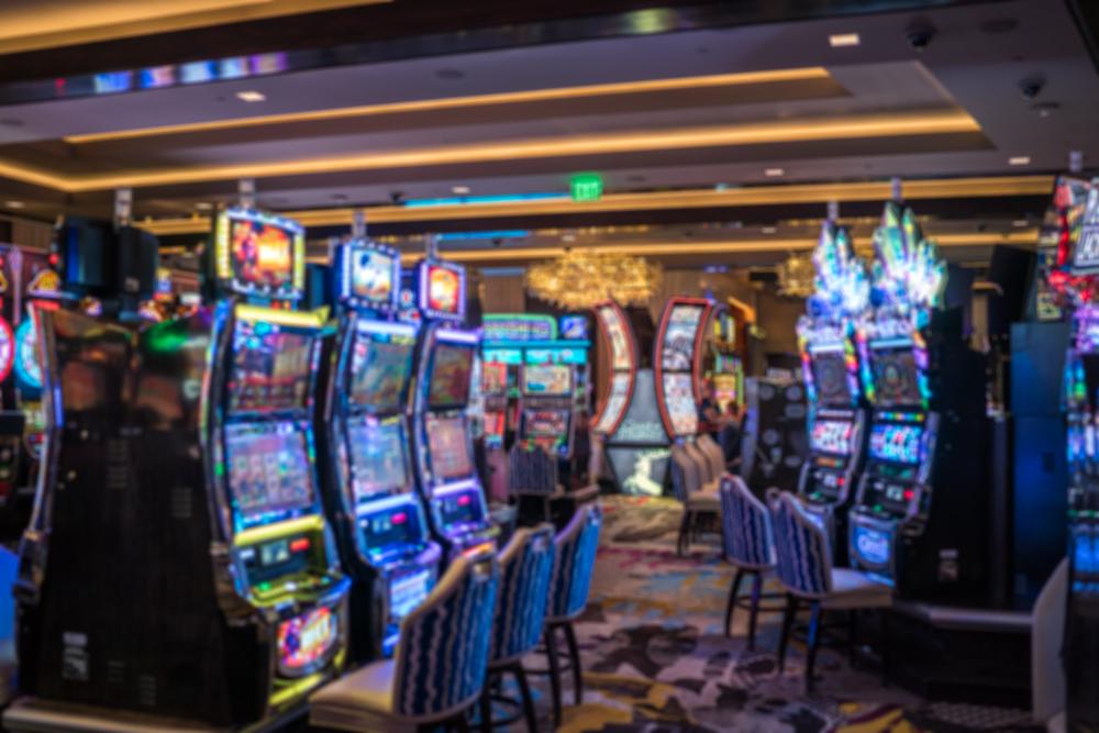 houston slot machine