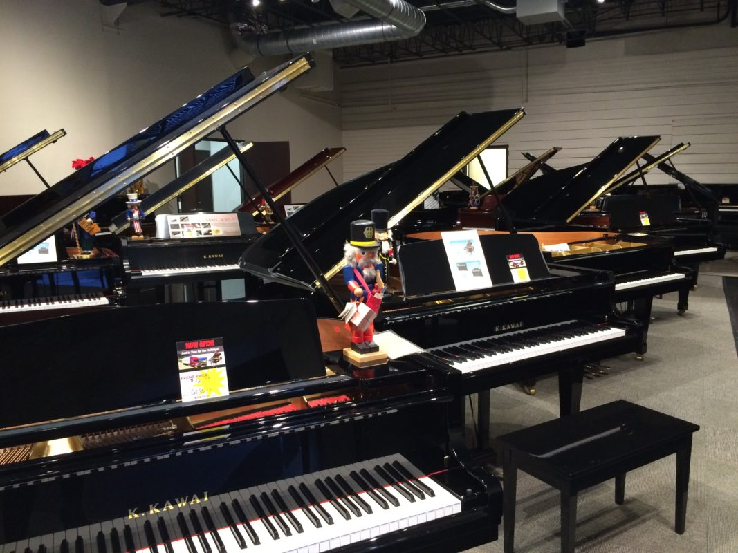 Why Selling Pianos Is A Big Business In Houston