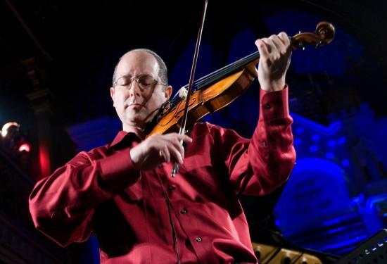 Steven Greenman, violinist & composer