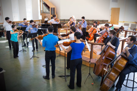 KINETIC, the conductorless ensemble