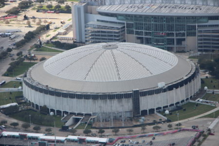 Photo of the Astrodome