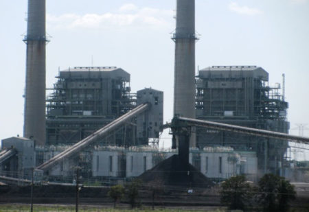 Picture of Big Brown Power Plant