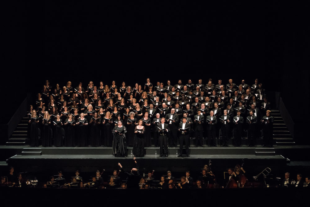 Verdi Requiem at HGO
