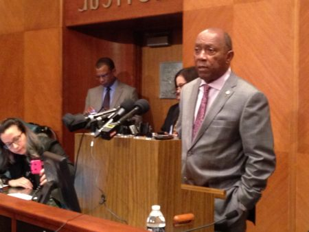 Houston Mayor Sylvester Turner testified before the Pensions Committee of the Texas House of Representatives and said the pension reform plan he has proposed is fair and balanced.