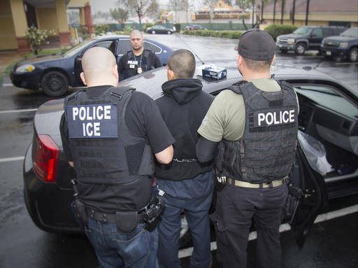 Austin No. 1 in USA  - for noncriminals arrested in ICE raids