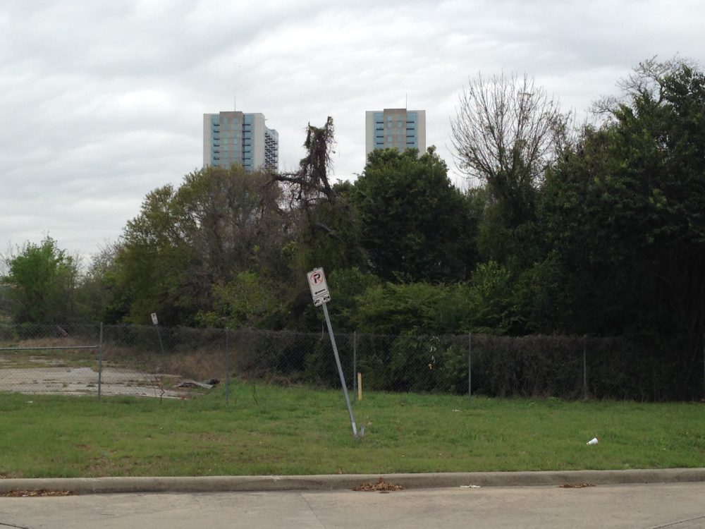 The nine acre property, which is owned by Houston Community College, is located at the corner of Texas Highway 288 and North MacGregor Way. Mayor Sylvester Turner expects to complete the purchase in the next 90 to 120 days.