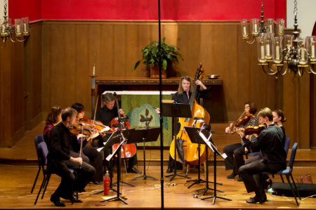 Musicians from the St. Cecilia Chamber Music Society