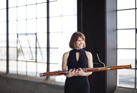 Kristin Wolfe Jensen, bassonist