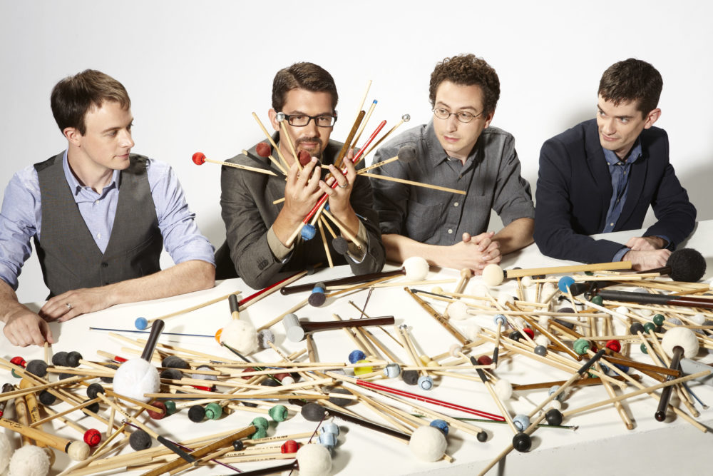 Third Coast Percussion: musicians or mad scientists?