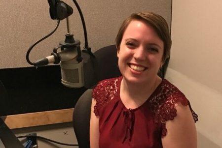 Anna Diemer in studio