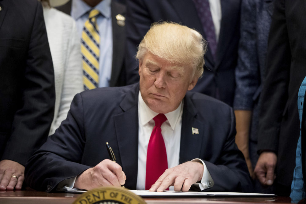 Trump to sign order aimed at expanding offshore drilling